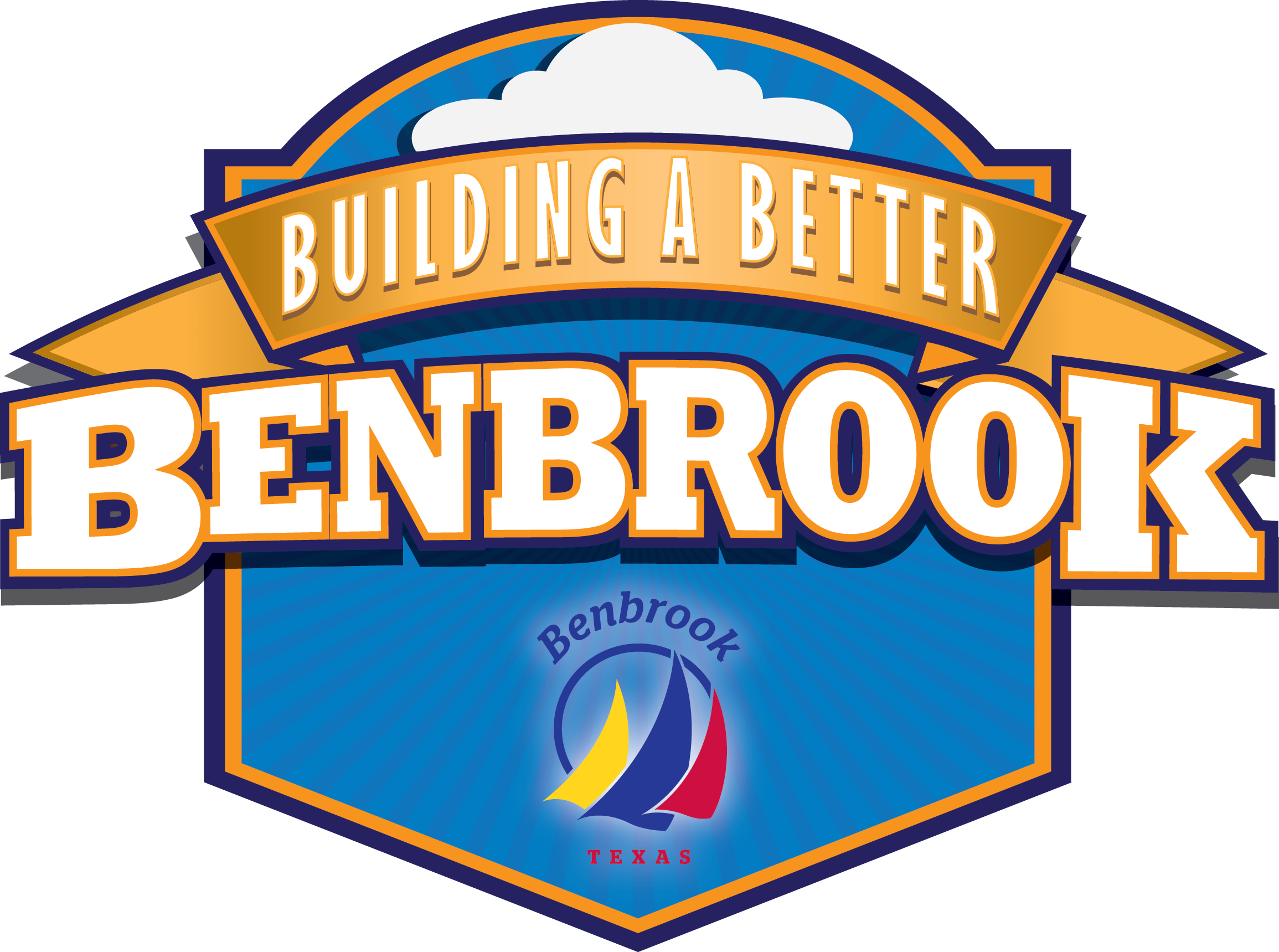 Building a Better Benbrook Logo