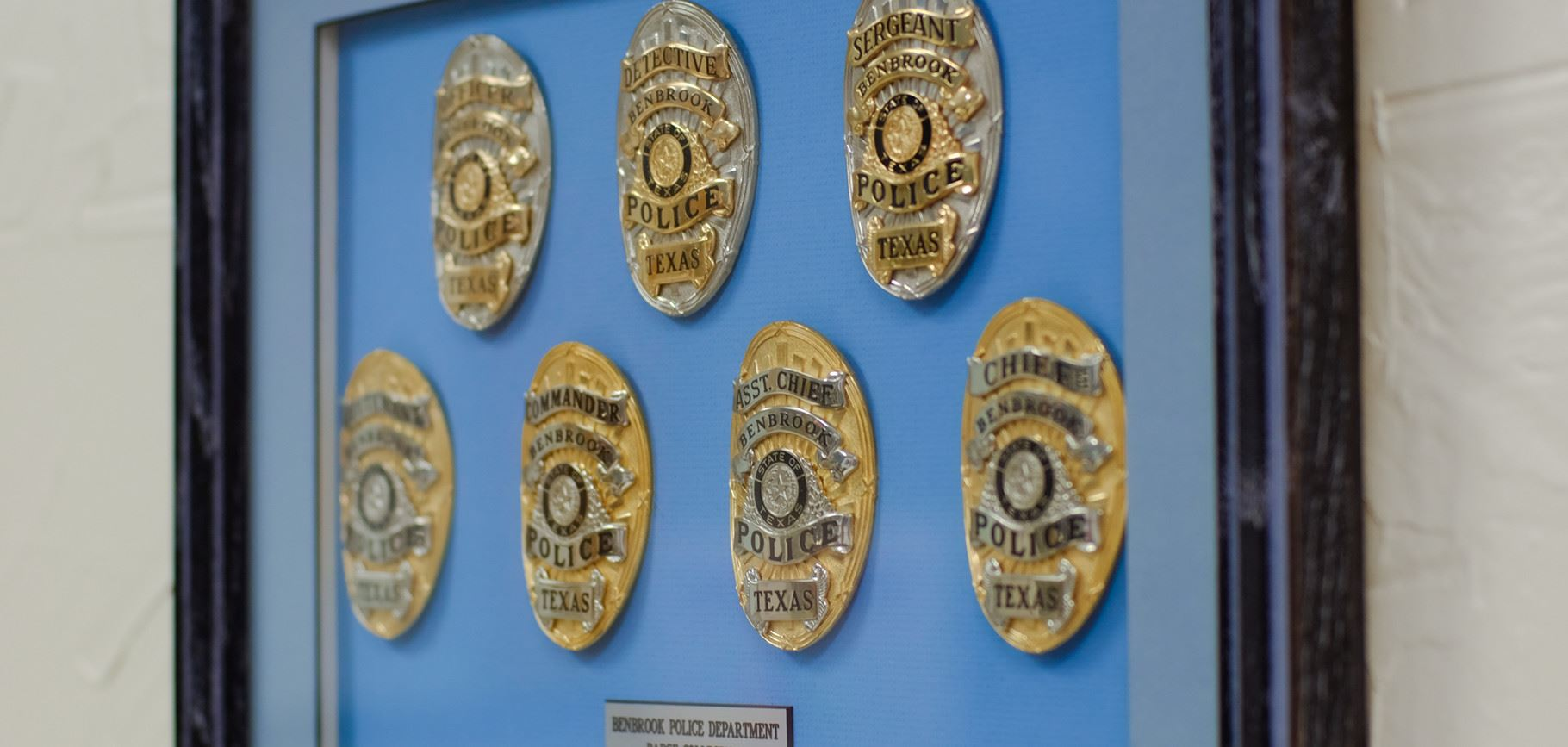 Police | Benbrook, TX - Official Website