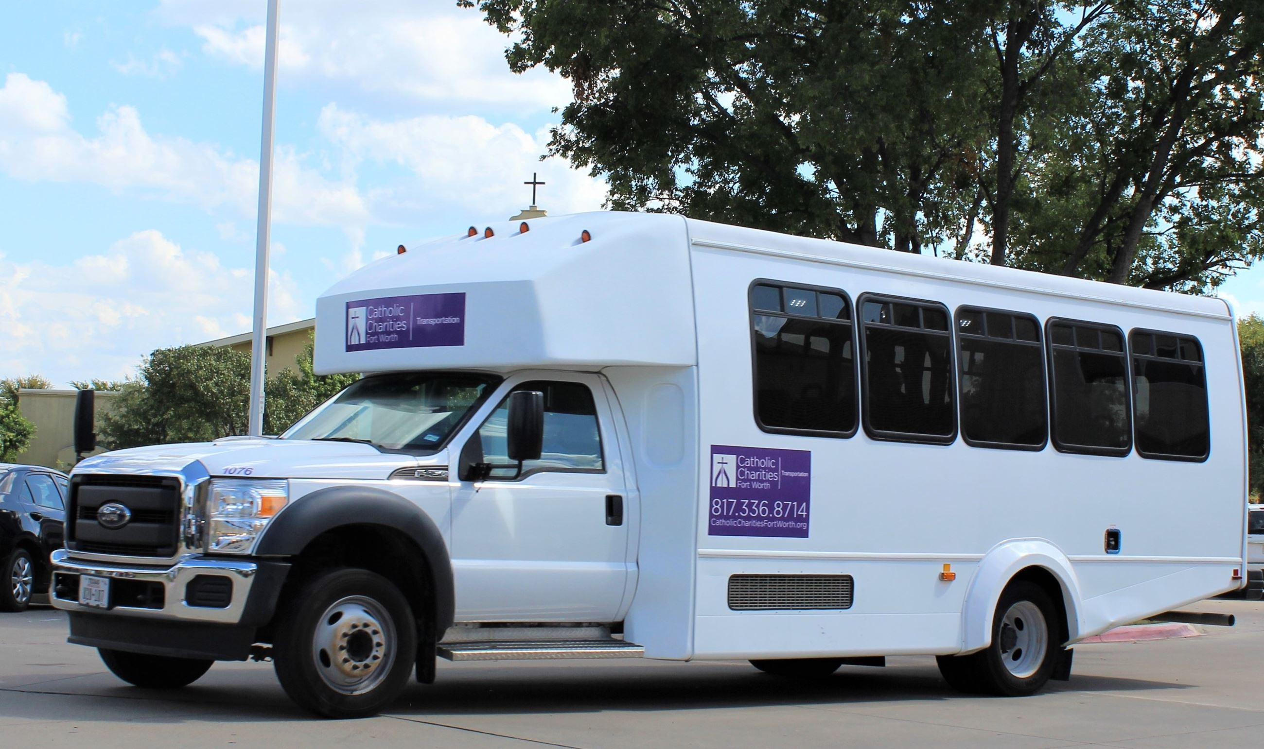 Catholic Charities Bus - Copy
