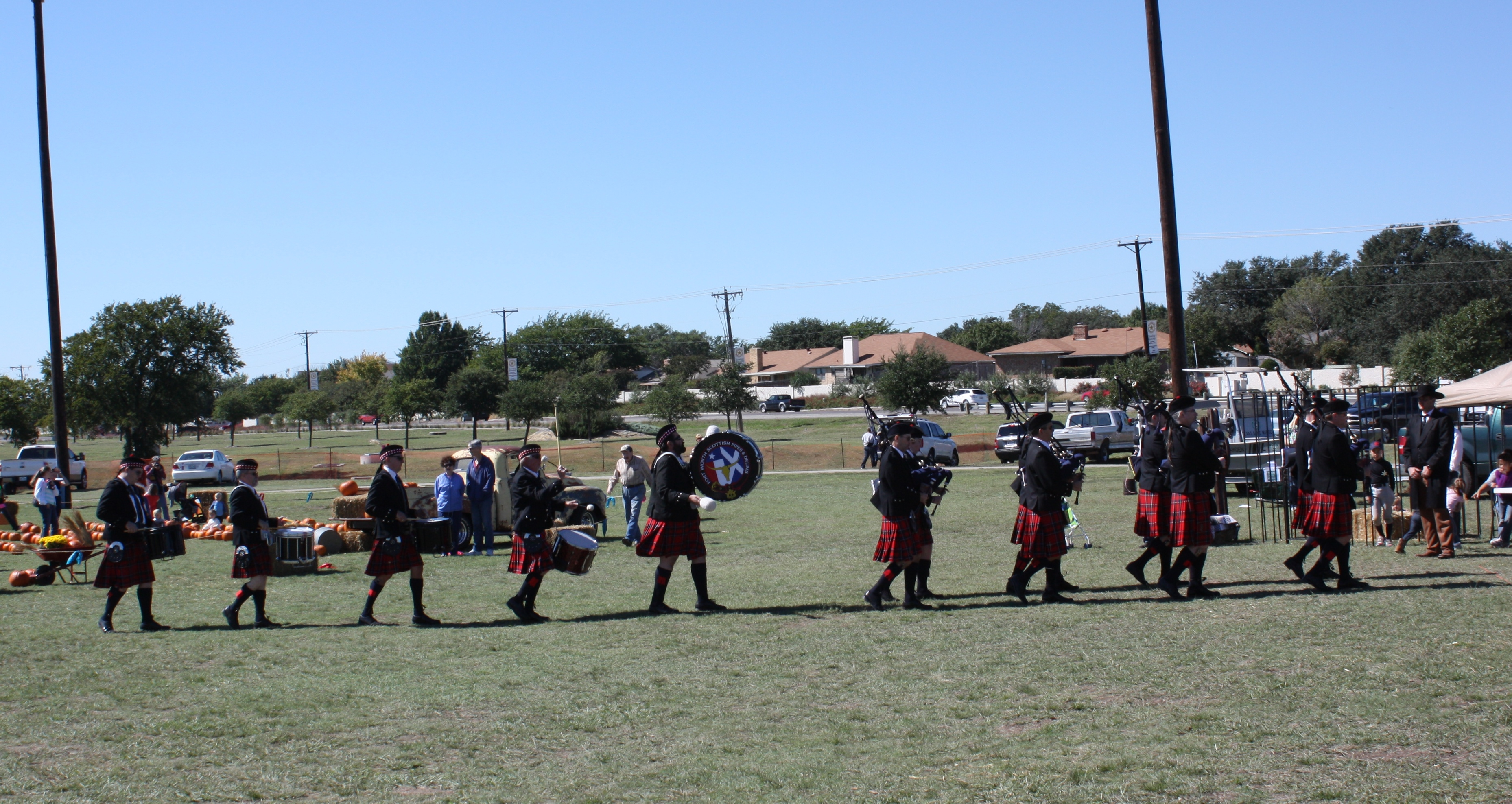Fort Worth Scottish Pipes and Drums