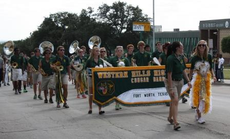 Western Hills Home Coming Parade 14t